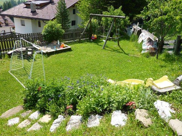 Foto del giardino Badia - Pedraces