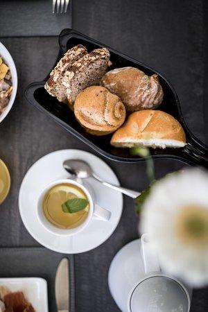 La colazione Gasthof (Albergo) See Perle