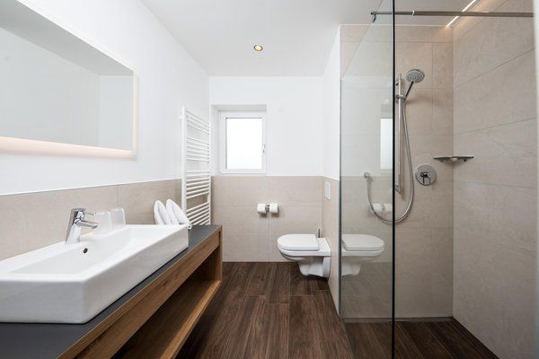 Photo of the bathroom Gasthof (Small hotel) See Perle
