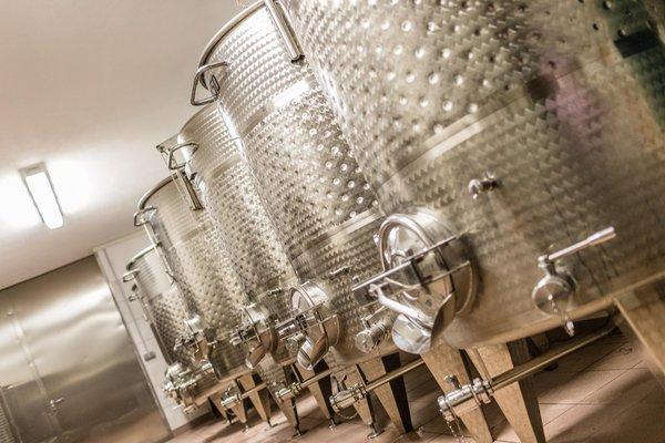 La cantina dei vini Lago di Caldaro See Perle