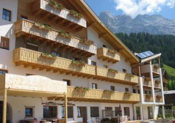 Foto estiva di presentazione Residence Ciasa Antersies