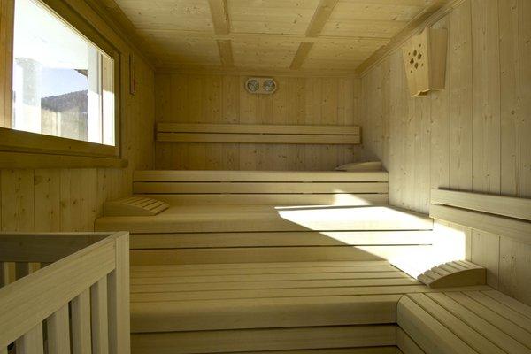 Foto della sauna San Cassiano