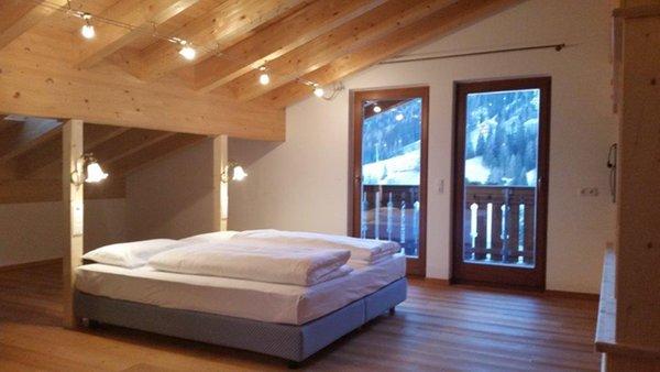 Foto della camera Residence Ciasa Antersies