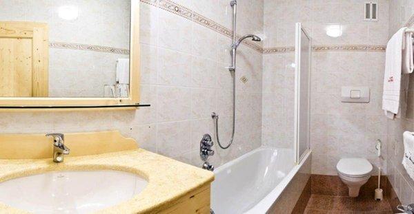 Foto del bagno Residence Ciasa Antersies