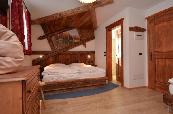 Foto vom Zimmer Zimmer am Bauernhof Agritur Agua Biencia