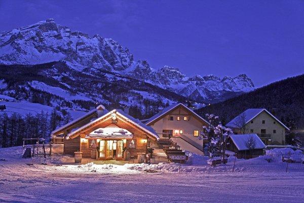 Photo exteriors in winter Ütia Florian