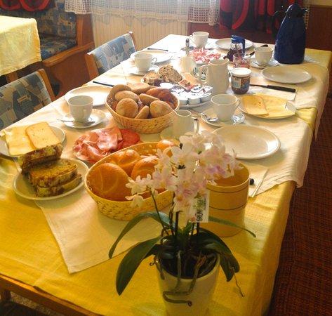 La colazione Camere con prima colazione Jablonsky