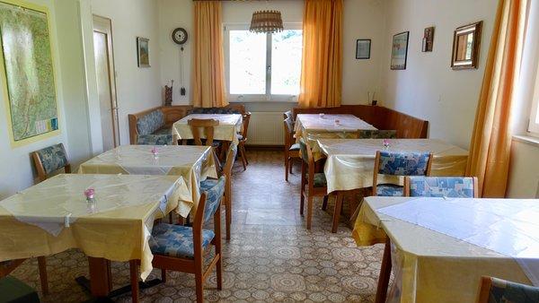 Il ristorante San Nicolò (Strada del Vino Nord) Jablonsky