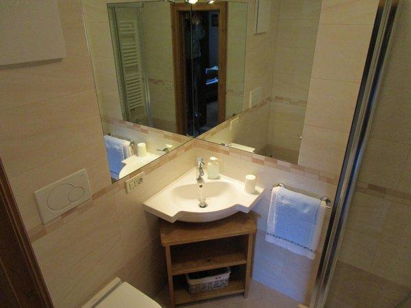 Foto del bagno Appartamenti Casa Zamar