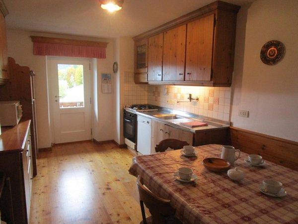 Foto della cucina Casa Zamar
