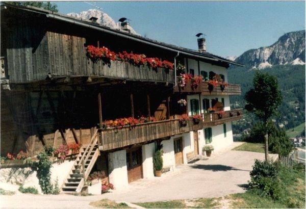 Foto esterno in estate Casa Zamar