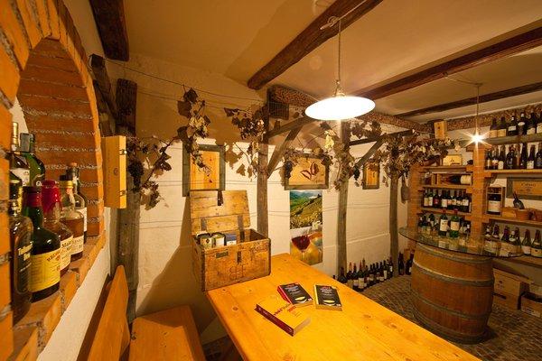 Wine cellar Cortaccia sulla Strada del Vino / Kurtatsch an der Weinstraße Terzer