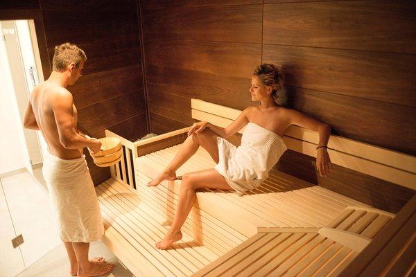 Foto della sauna Laives