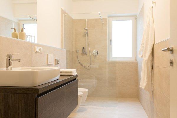 Foto del bagno Garni + Residence Midl