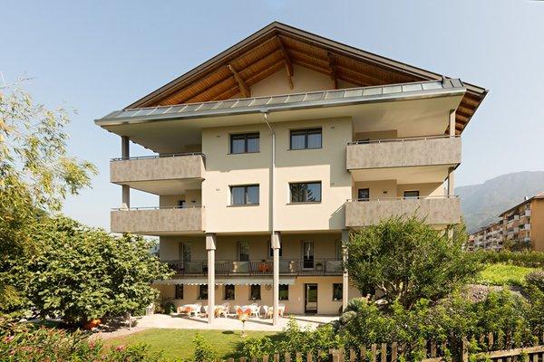 Foto estiva di presentazione Garni + Residence Midl