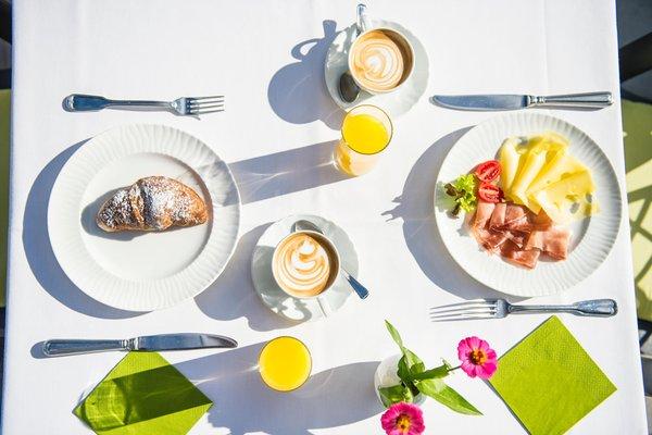 The breakfast Campsite Steiner