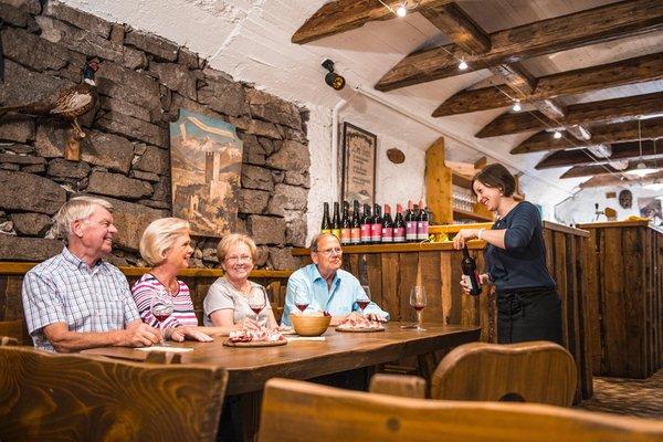 The restaurant Laives / Leifers Steiner