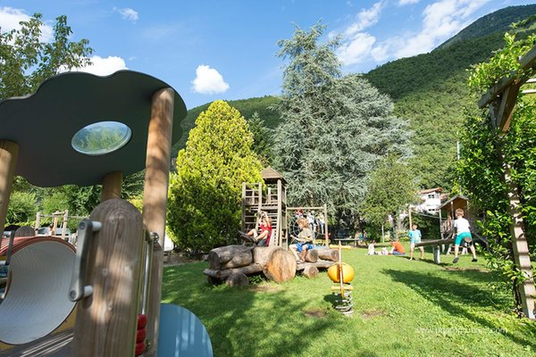 Photo of the playground