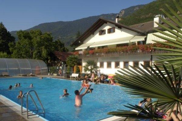 Swimming pool Campsite Steiner
