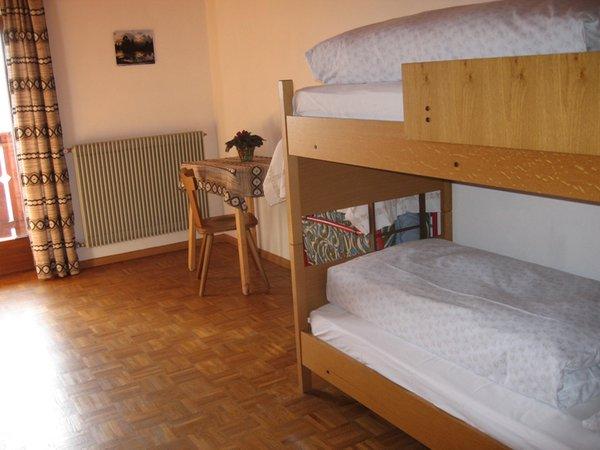 Foto della camera Appartamenti in agriturismo Tschuffenerlhof