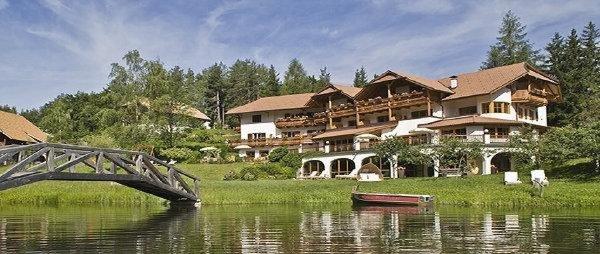 Foto estiva di presentazione Weihrerhof - Hotel 4 stelle