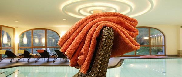 La piscina Weihrerhof - Hotel 4 stelle