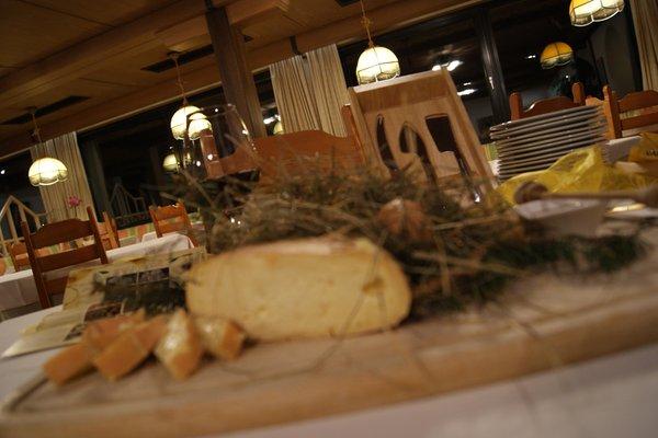 Das Restaurant Oberbozen (Ritten) Am Wolfsgrubenersee