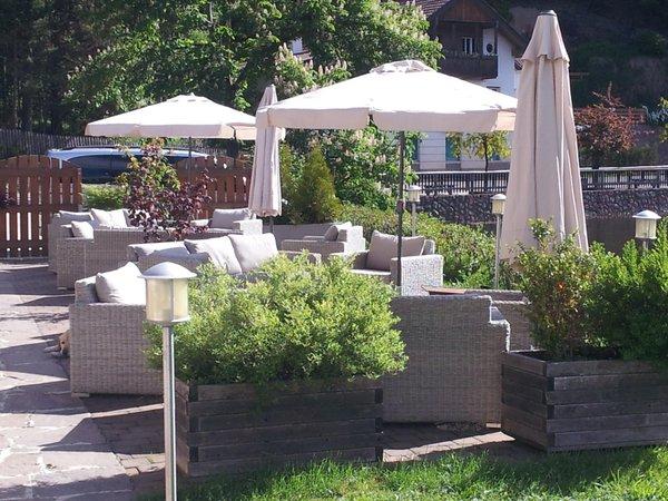 Foto vom Garten Oberbozen (Ritten)