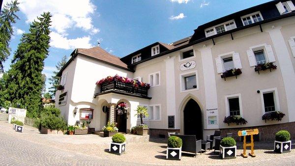 Foto estiva di presentazione Hotel Post Victoria