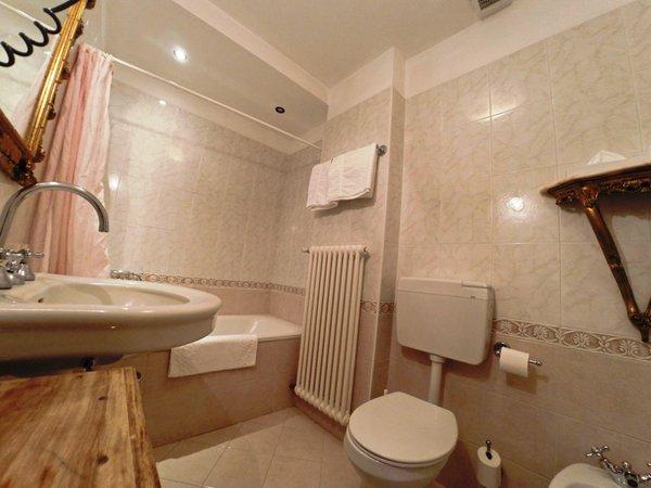 Foto del bagno Hotel Post Victoria