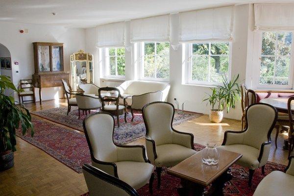 Le parti comuni Naturhotel Wieserhof