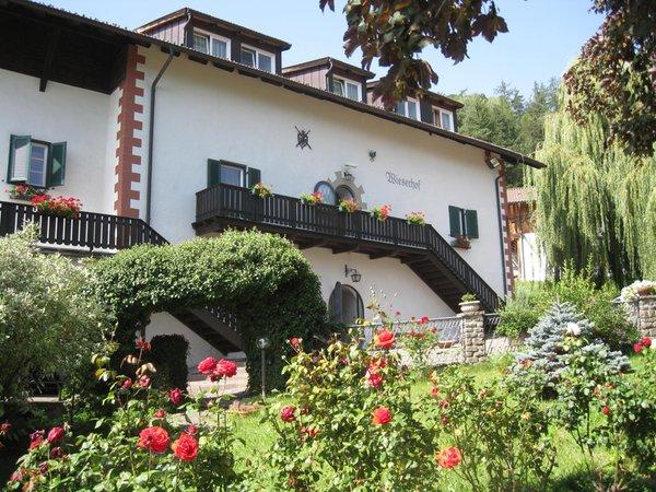 Foto estiva di presentazione Naturhotel Wieserhof - Hotel 3 stelle