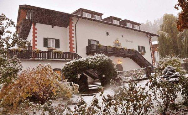 Foto invernale di presentazione Naturhotel Wieserhof