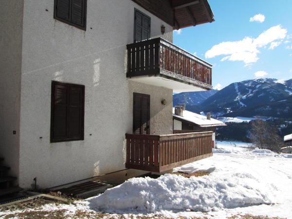 Photo exteriors in winter Varesco
