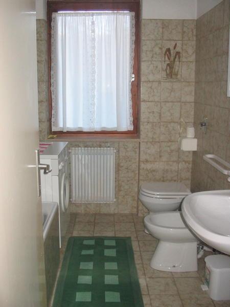 Photo of the bathroom Apartments Varesco