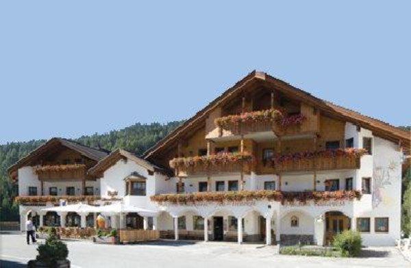 Foto estiva di presentazione Pensione Edelweiß