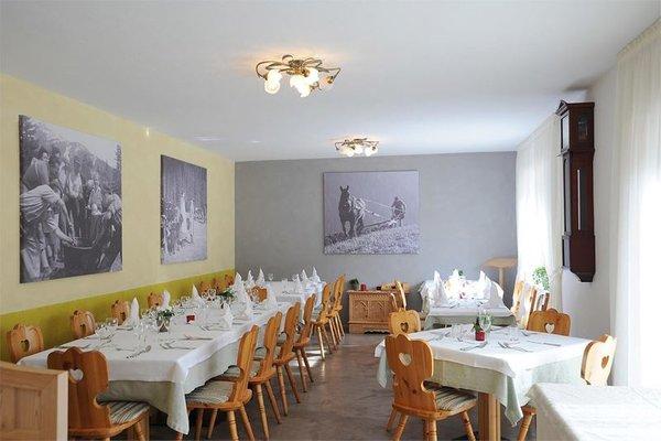 Il ristorante San Cassiano Edelweiß