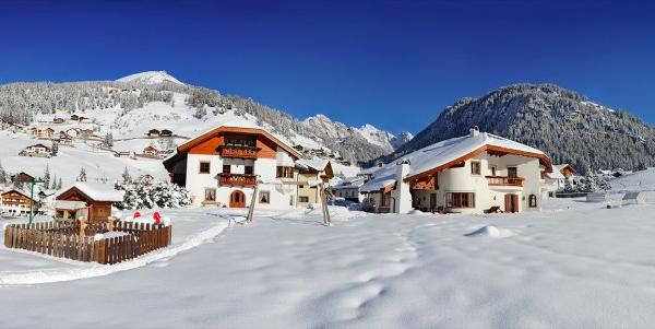 Foto Außenansicht im Winter A Sosta