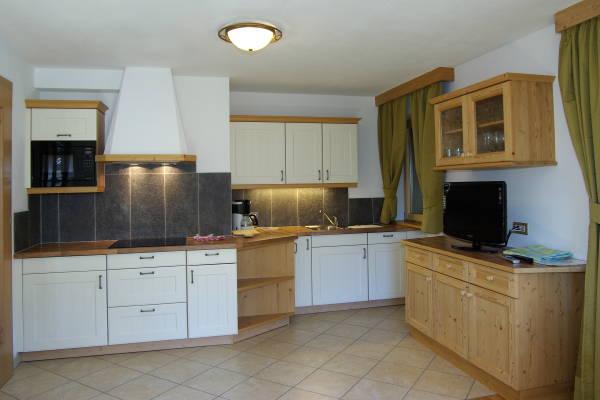 Foto der Küche A Sosta