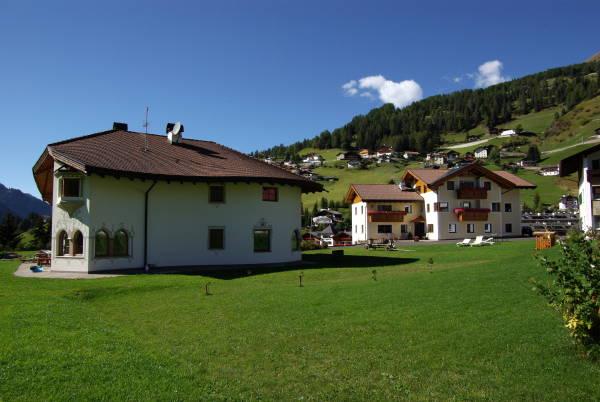 Foto vom Garten Wolkenstein
