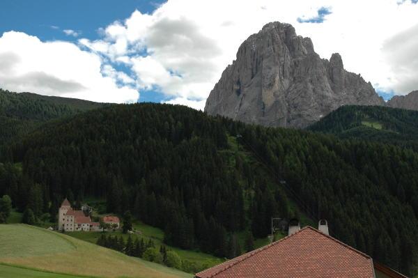Aussicht Wolkenstein