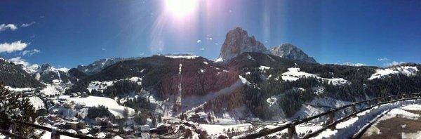 A Sosta - Ferienwohnungen 4 Sonnen Wolkenstein