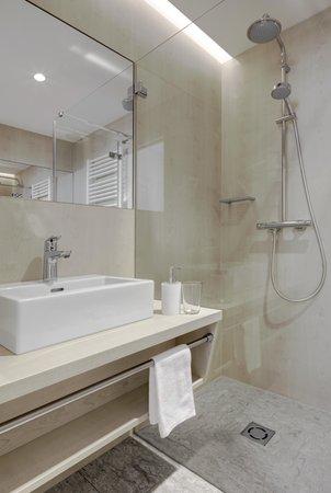 Foto del bagno Hotel Gardenazza