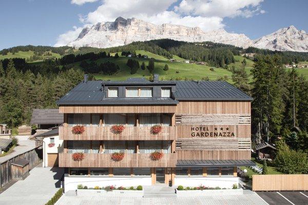 Foto estiva di presentazione Gardenazza - Hotel 3 stelle