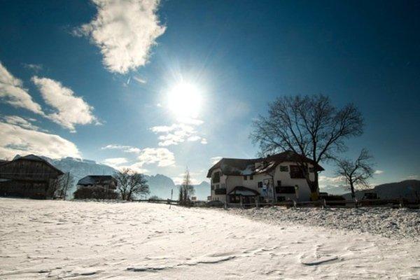 Foto invernale di presentazione Residence Am Kaiserweg