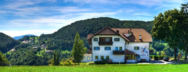Foto esterno in estate Am Kaiserweg