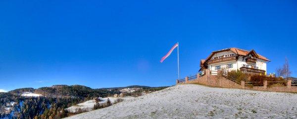 Foto esterno in inverno Am Kaiserweg