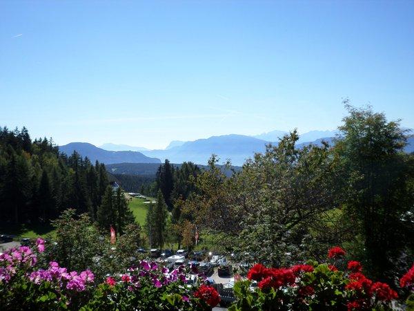Panorama Collalbo (Renon)