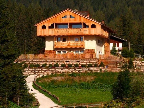 Foto estiva di presentazione Sas de Pelf - Residence 3 stelle