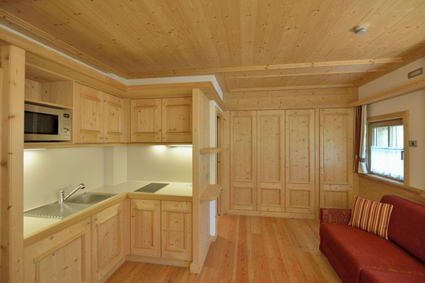 The living area Residence Sas de Pelf